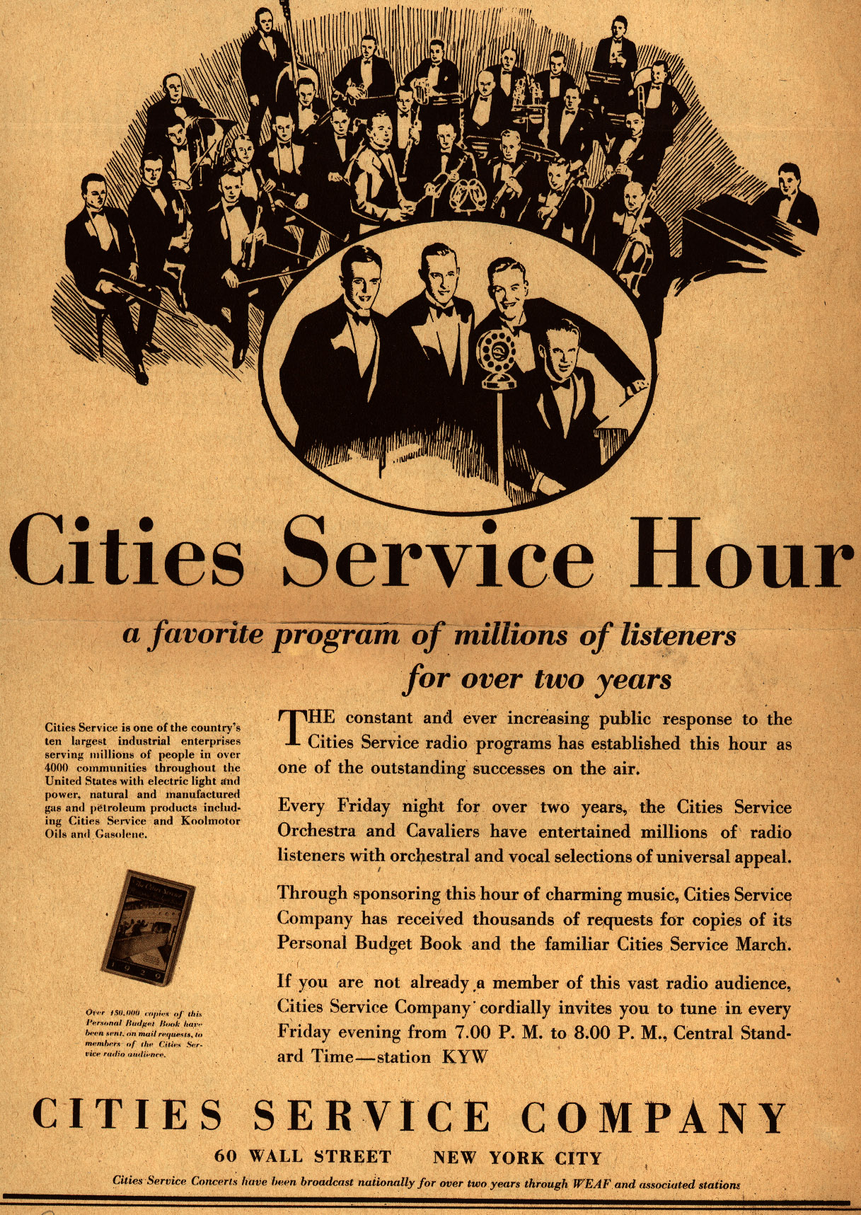 City Service Hour