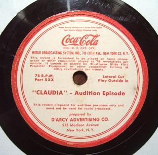 Claudia Transcription