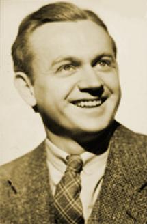 Cliff Arquette circa 1935