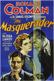 Ronald Colman in The Masquerader (1933)