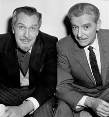 Vincent Price and Ronald Colman reunite in 1957's The Story of Mankind