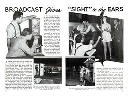 1938 Popular Mechanics article on Columbia Workshop