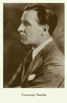 Conway Tearle circa 1912