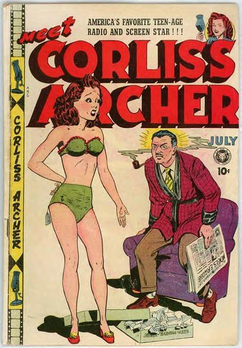Corliss archer