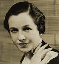 Cornelia Otis Skinner appeared as Mary in the weekly 'William and Mary' skits