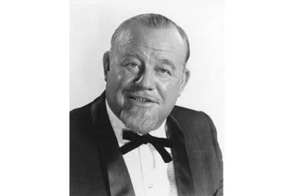 Actor/Musician Cpl Burl Ives US Army (Served 1942-1945)