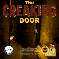 The Creaking Door MP3 Cover Art