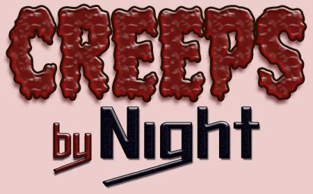 The Creeps By Night Radio Program