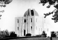 The Hume Blake Cronyn Observatory, named after Hume Cronyn's father