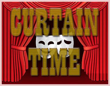 The Curtain Time Radio Program