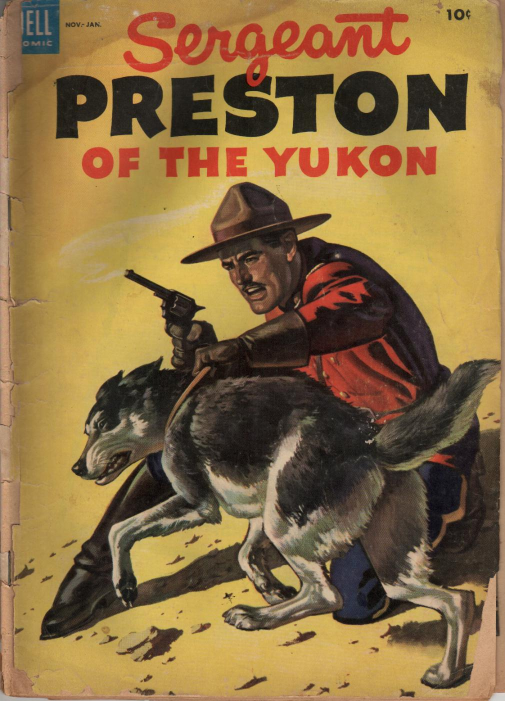 Preston of the Yukon