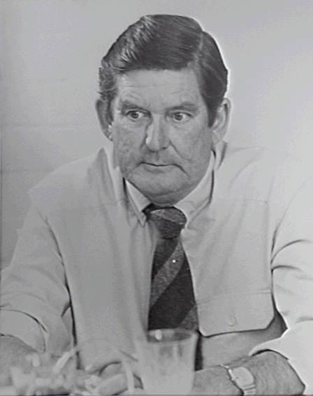 Danger With Grainger ray barrett 1985
