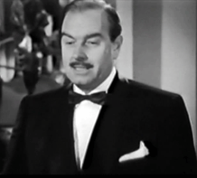 Parley Baer in one of his rare non-Darby roles as the Captain of Waiters in Ozzie and Harriet from Nov 1956