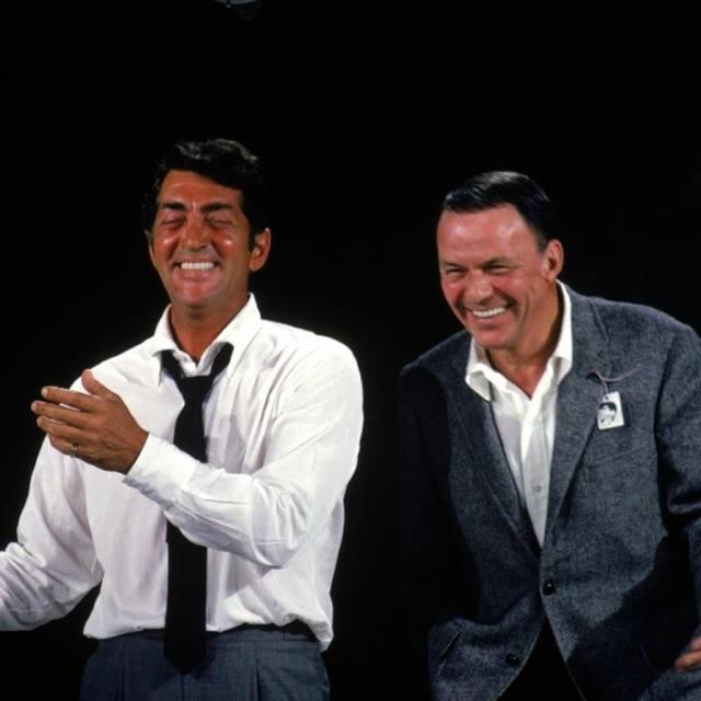 Dean Martin & Frank Sinatra.