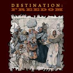 Destination Freedom mp3 cover art