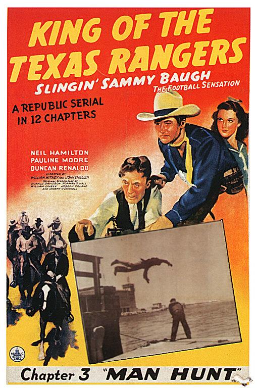 King of the texas ranger