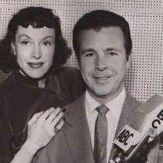 Dick Powell and Virginia Gregg