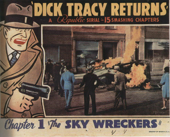 dick tracy thesis
