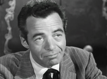 Mohr as Courtney Shepard in Bat Masterson, ca. 1959