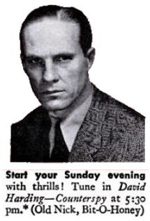 Don MacLaughlin as David Harding for Bit-O-Honey Nov 1948
