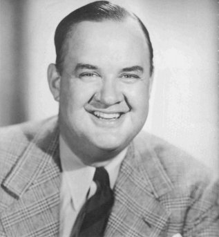 Don Wilson, announcer