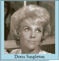 Doris Singleton performed many of the female voices during The Amm-i-dent Show