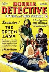 Double Detective Magazine, April 1940