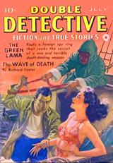 Double Detective Magazine, July 1940