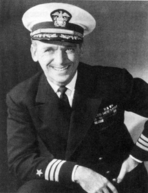 Douglas Fairbanks, Jr. was a Special Operations Officer while a Commander during World War II.