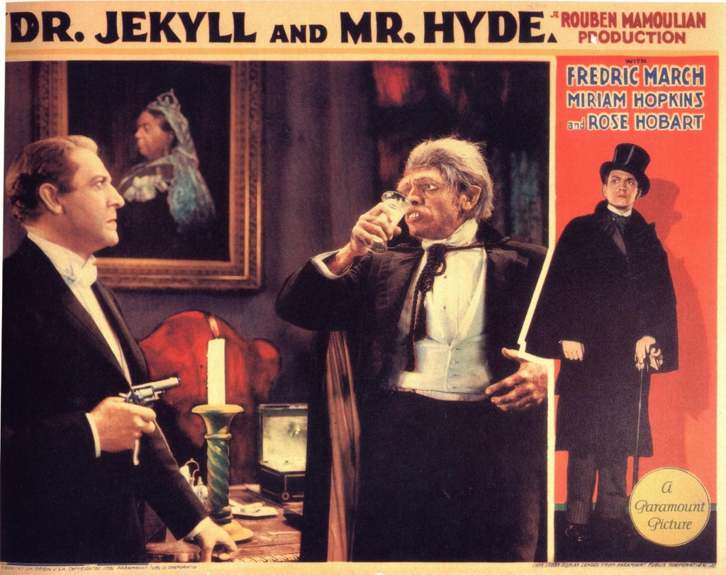 Dr Jelly Mr hyde