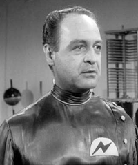 Dudley Manlove was the announcer throughout the Candy Matson series and later appeared as 'Eros' the alien from Plan 9 From Outer Space.