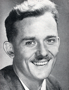 Peter Broomfield circa 1950