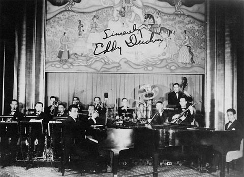 Eddie Duchin and is Orchestra