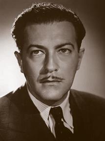 Edgar Barrier circa 1943