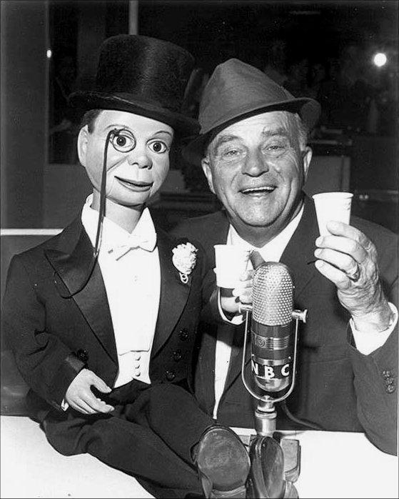 Edgar Bergen & Charlie McCarthy