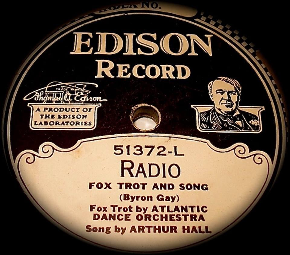 Edison record