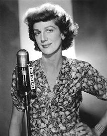 Elvia Allman circa 1942