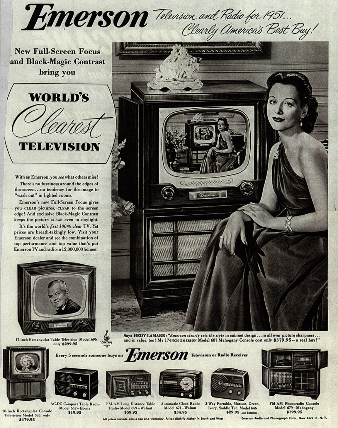 Emerson_Television_and_Radio_for_1951...
