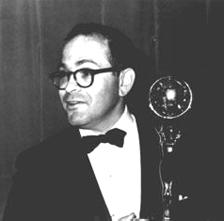 Ernest Kinoy, c. 1955