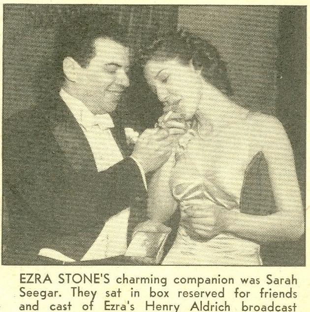 Ezra Stone