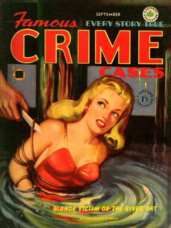 Famous Crime Cases