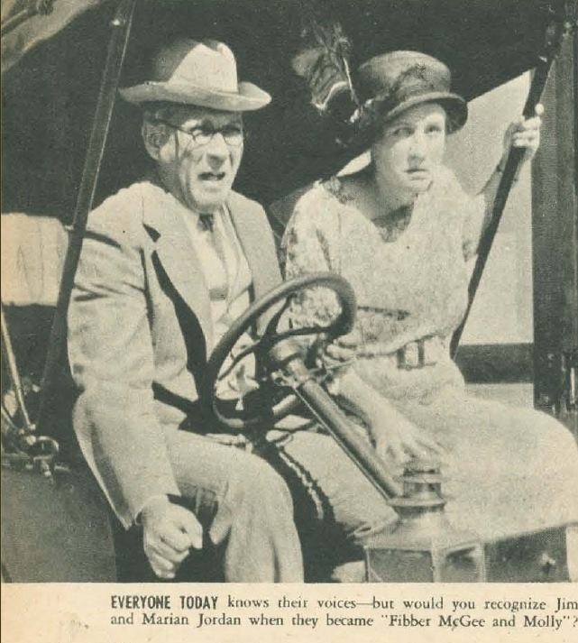 Fibber McGee and Molly