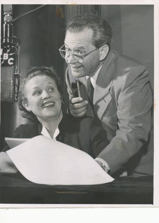 Marian Jordan (better known as Molly McGee) was born on this day in 1898.