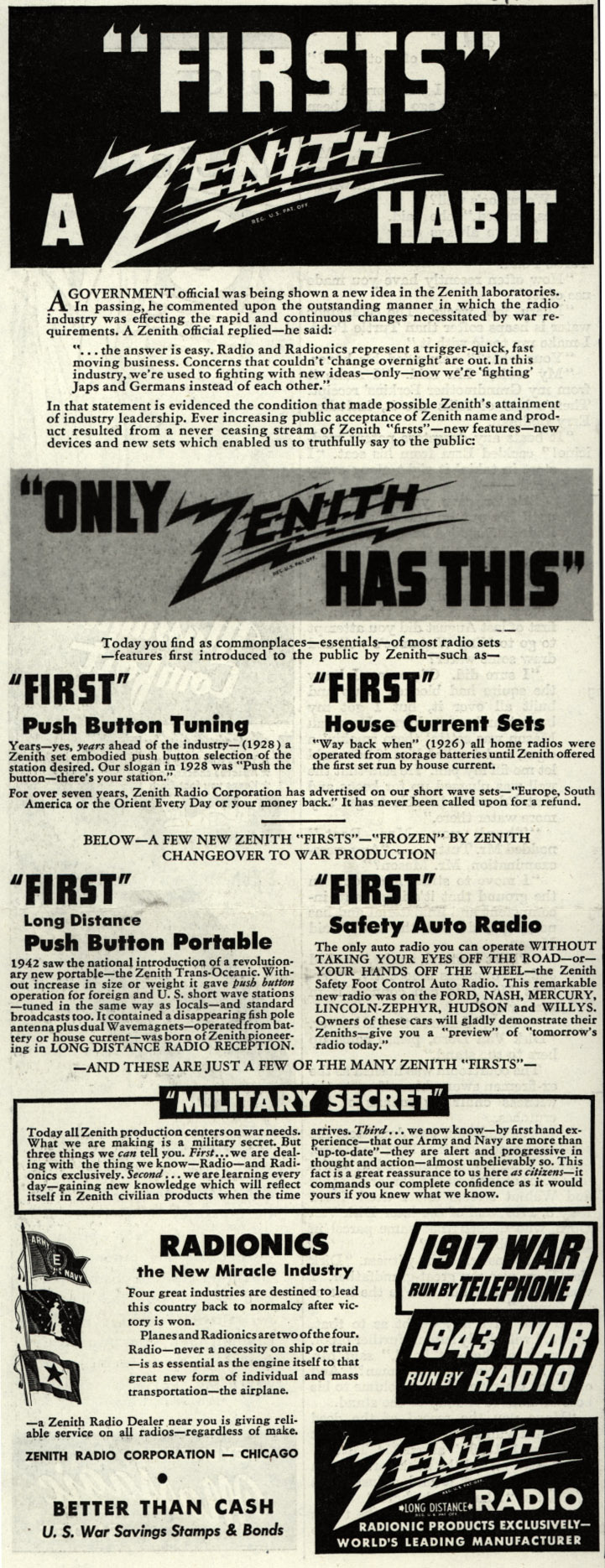 Firsts_A_Zenith_Habit