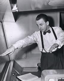 Fletcher Markle circa 1943
