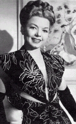 Frances Langford (vocal)
