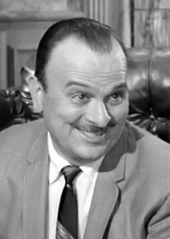 Frank Nelson as Nikolas Rokoff