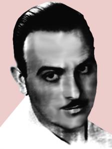 Frank Nelson c. 1938