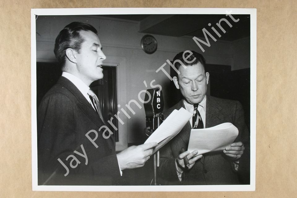 Fred Allen & Ray Milland