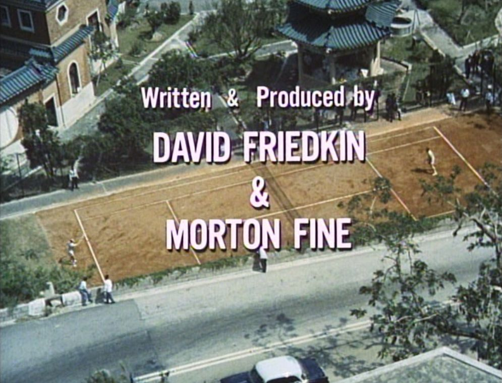 David Friedkin